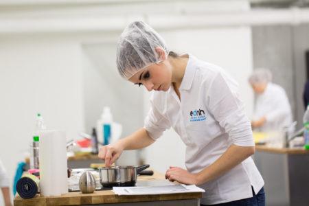 ecole EDNH dietetique nutrition humaine ou sportive cours pratique culinaire